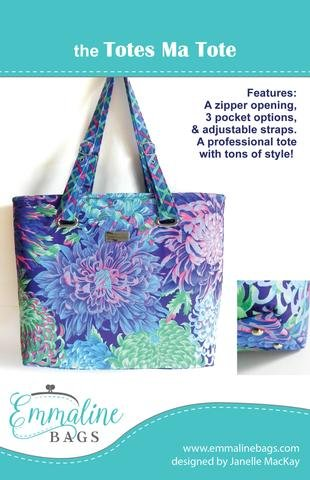 THE TOTES MA TOTE  PAPER PATTERN