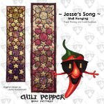 JESSE'S SONG WALLHANGING PATTERN