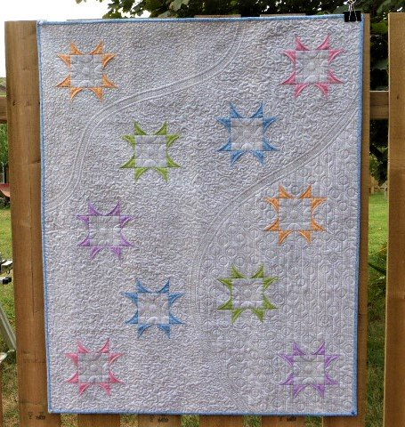 TWINKLE BABY QUILT