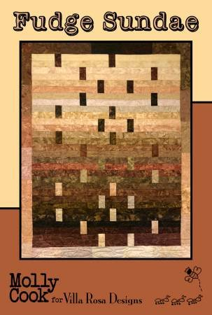 FUDGE SUNDAE 54 x 68