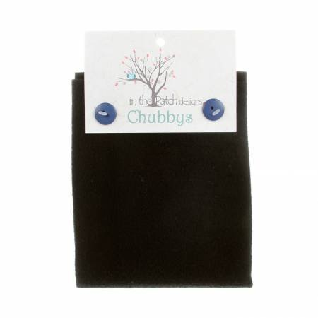 CHUBBY'S FELTED WOOL - BLK