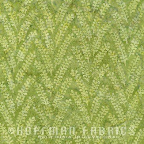 Bali Batik Linear Leaf Celad