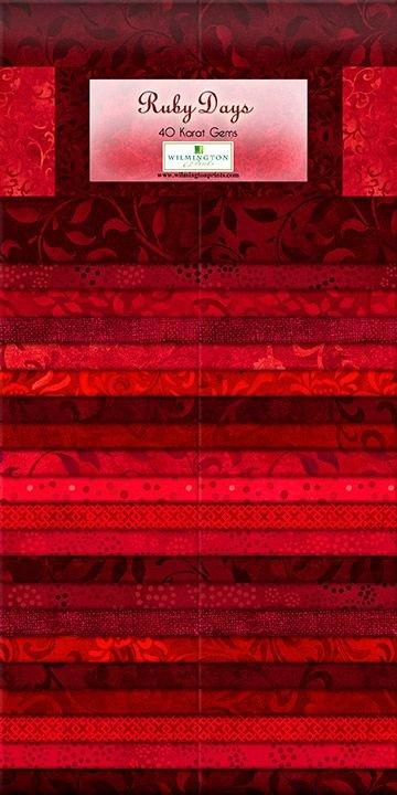 40 Karat Gems Ruby Red