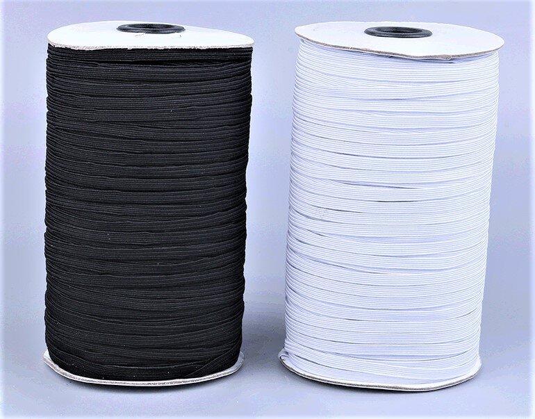 Elastic Braided Knit 1/4