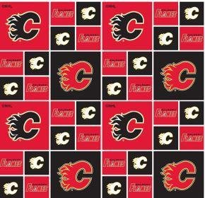 NHL Flames ® Cotton