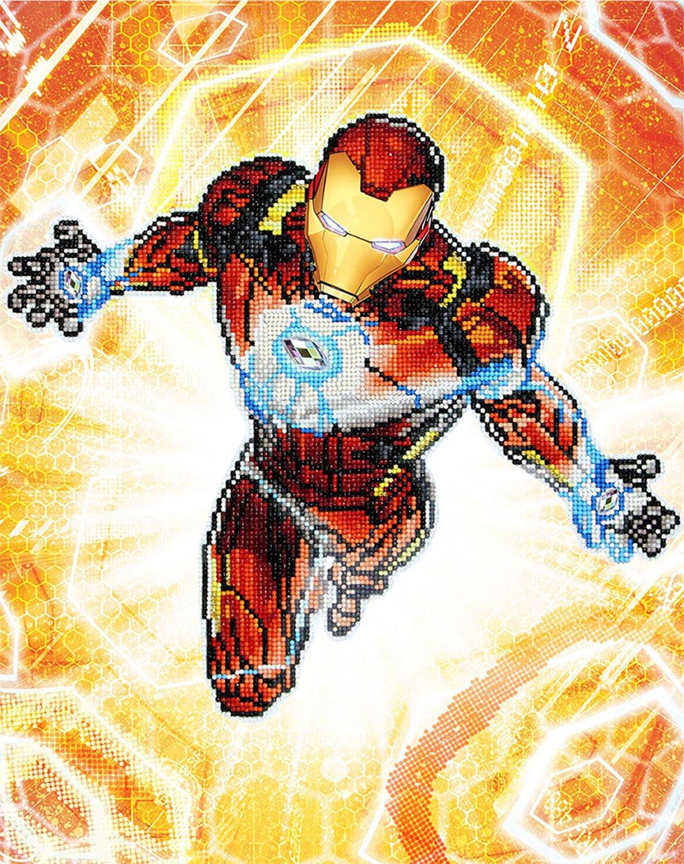 DDotz Iron Man Blast Off