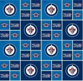 NHL Jets ® Cotton