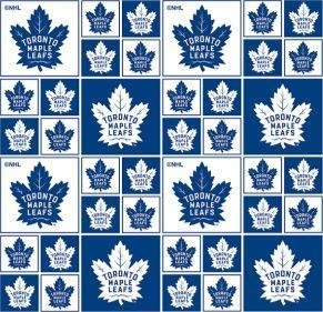 NHL Maple Leafs ® Cotton