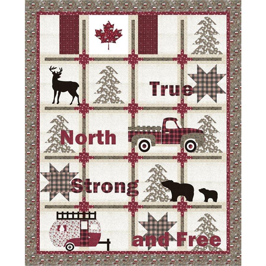 True North 2 O Canada Kit