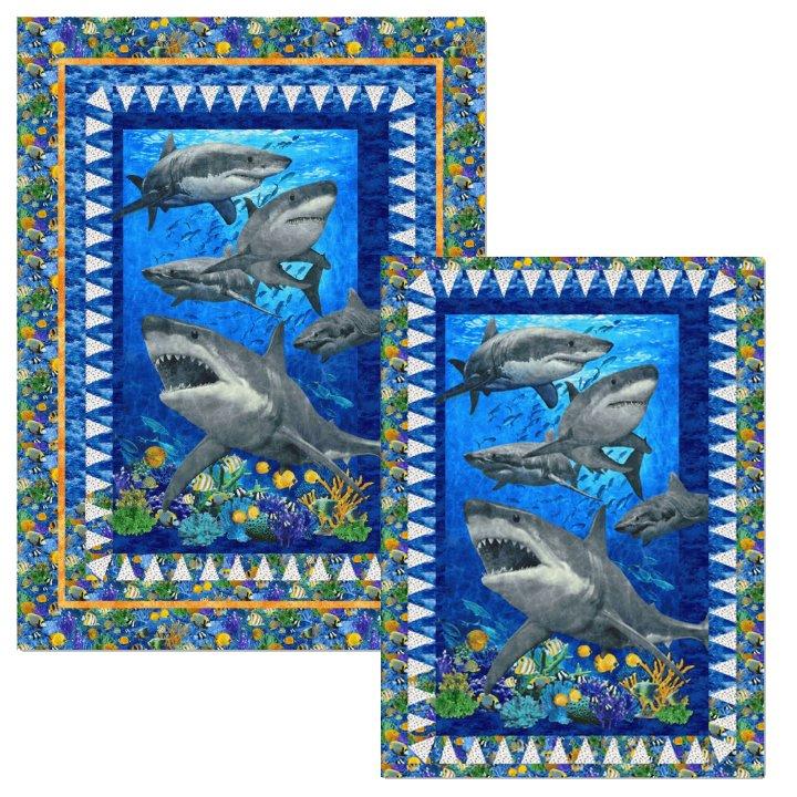 Shark Bite Lap Kit