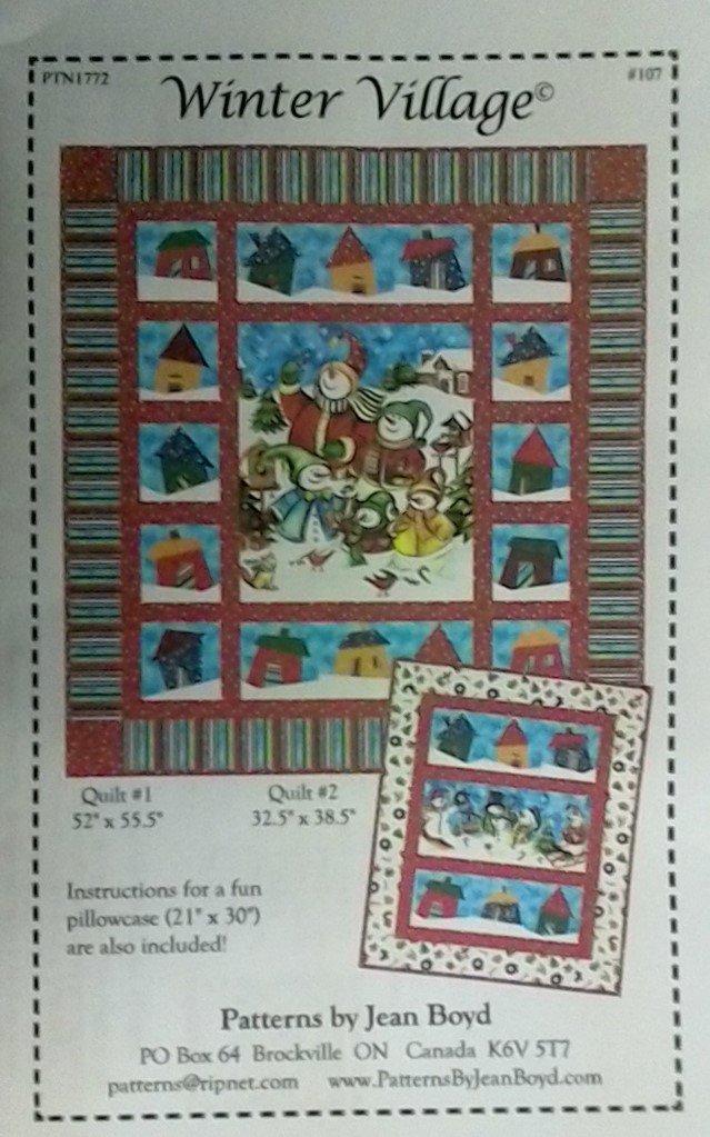 Winter Village Kit