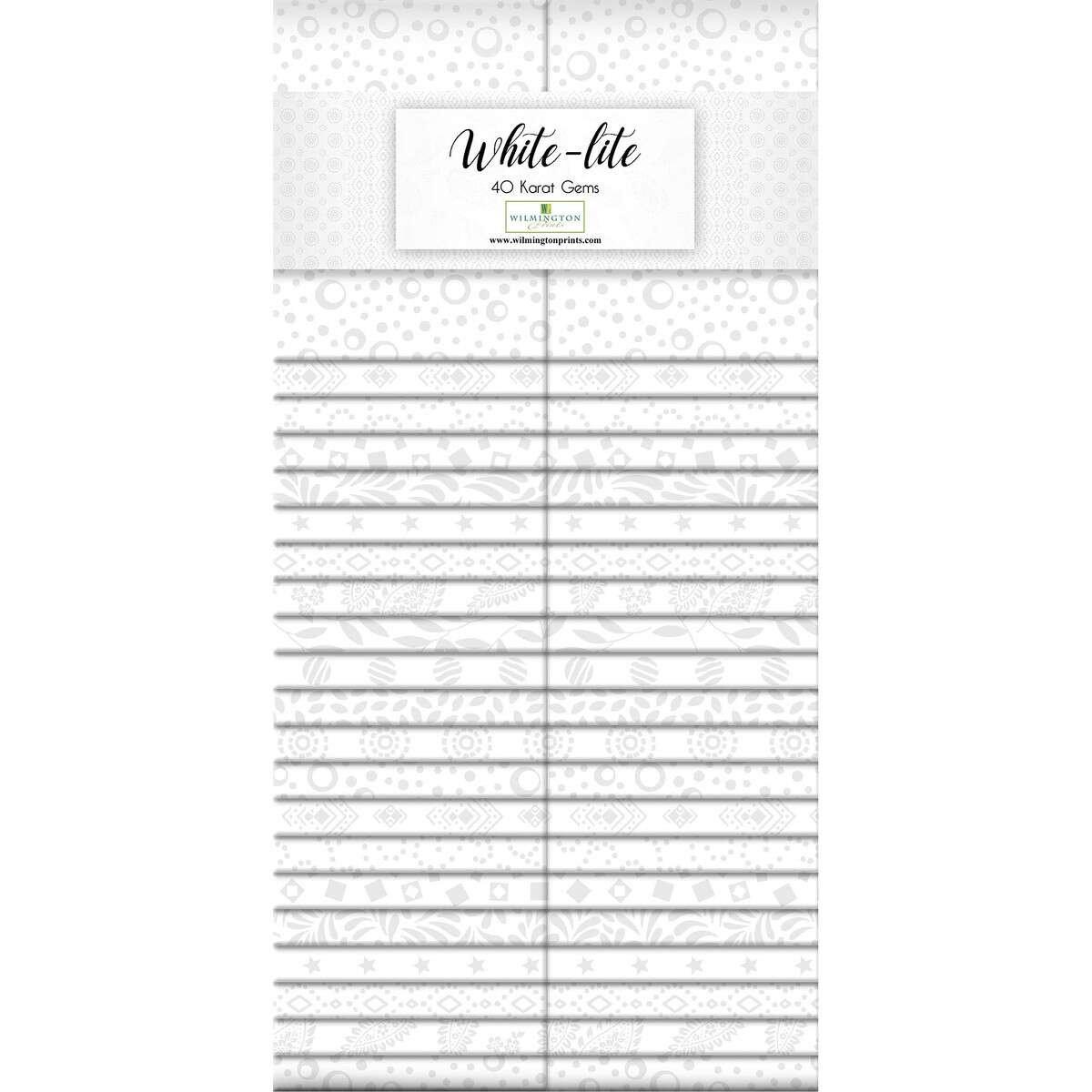 40 Karat Gems White-Lite