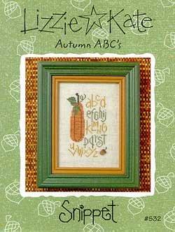 Autumn ABC's Snippet