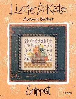 Autumn Basket Snippet