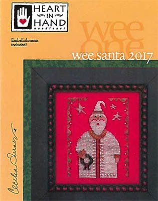 Wee Santa 2017 includes charms
