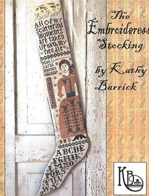 Embroideress Stocking, The