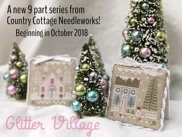 Glitter Village - threadpack