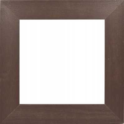 6 x 6 Frame -  Matte Chocolate
