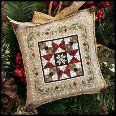 Grandma's Quilt - Farmhouse Christmas Series Rel #5