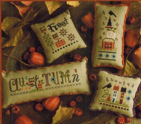 Autumn Smalls counted cross stitch