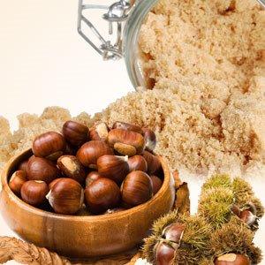 Chestnut Brown Sugar