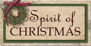 Spirit of Christmas Mystery Sampler - Pattern Release #3