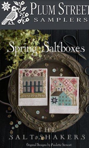 Spring Salt Boxes