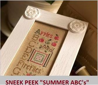 ABC's  Season Bundle counted cross stitch