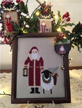 Twin Peak Santa 2018