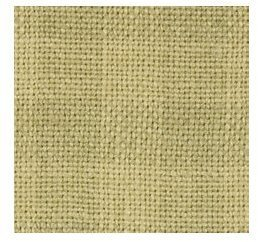 Straw gingham check 28 ct linen  8 x 12 piece