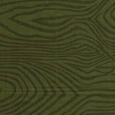 110 Moire Quilt Back Green