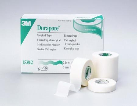Medical Tape 3M Durapore Silk-Like Cloth
