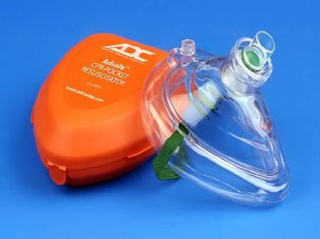 Adsafe CPR Resuscitation Mask