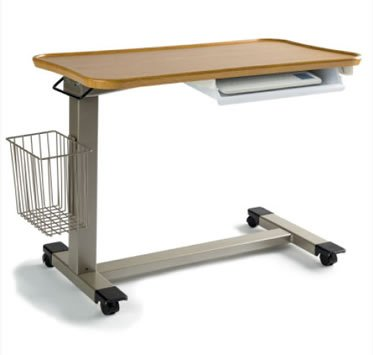 th tray model rom need mate table bed overbed like drawer drawers hill hospital patient with