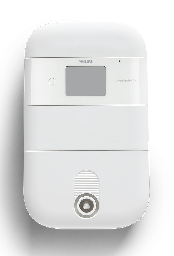 DreamStation GO Portable CPAP with Heated Humidifier