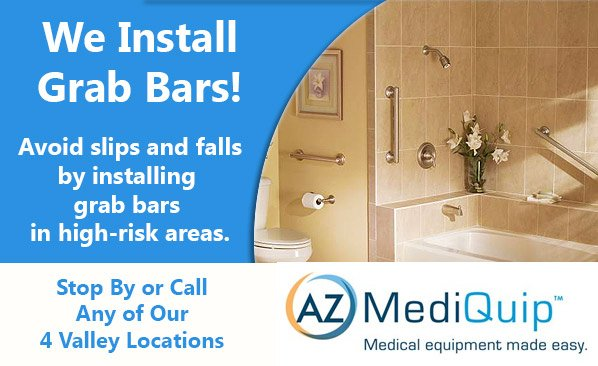 Grab Bar Installation Phoenix