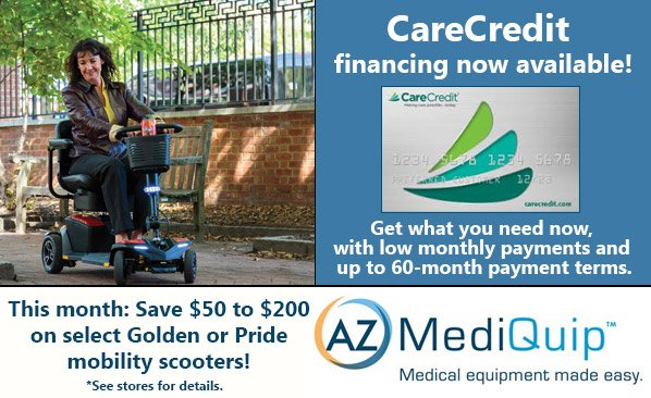 We Take Care Credit!
