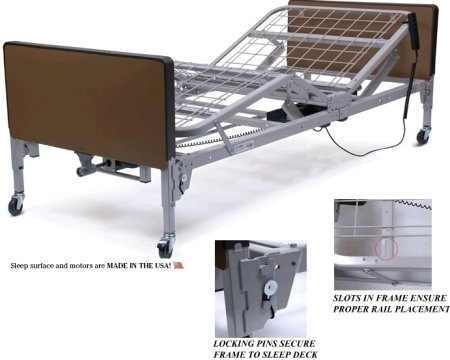 Used Full-Electic Bed