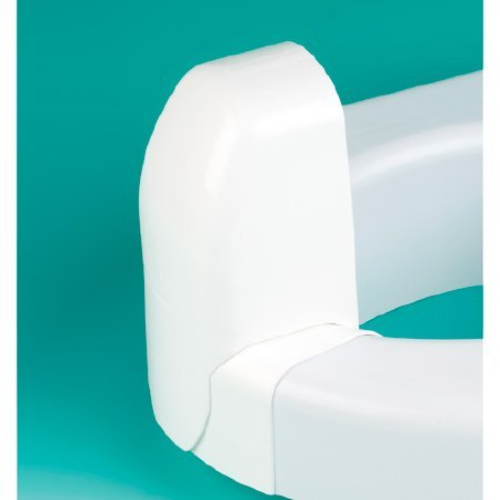 Male Splash Guard fits most commodes and toilet seats