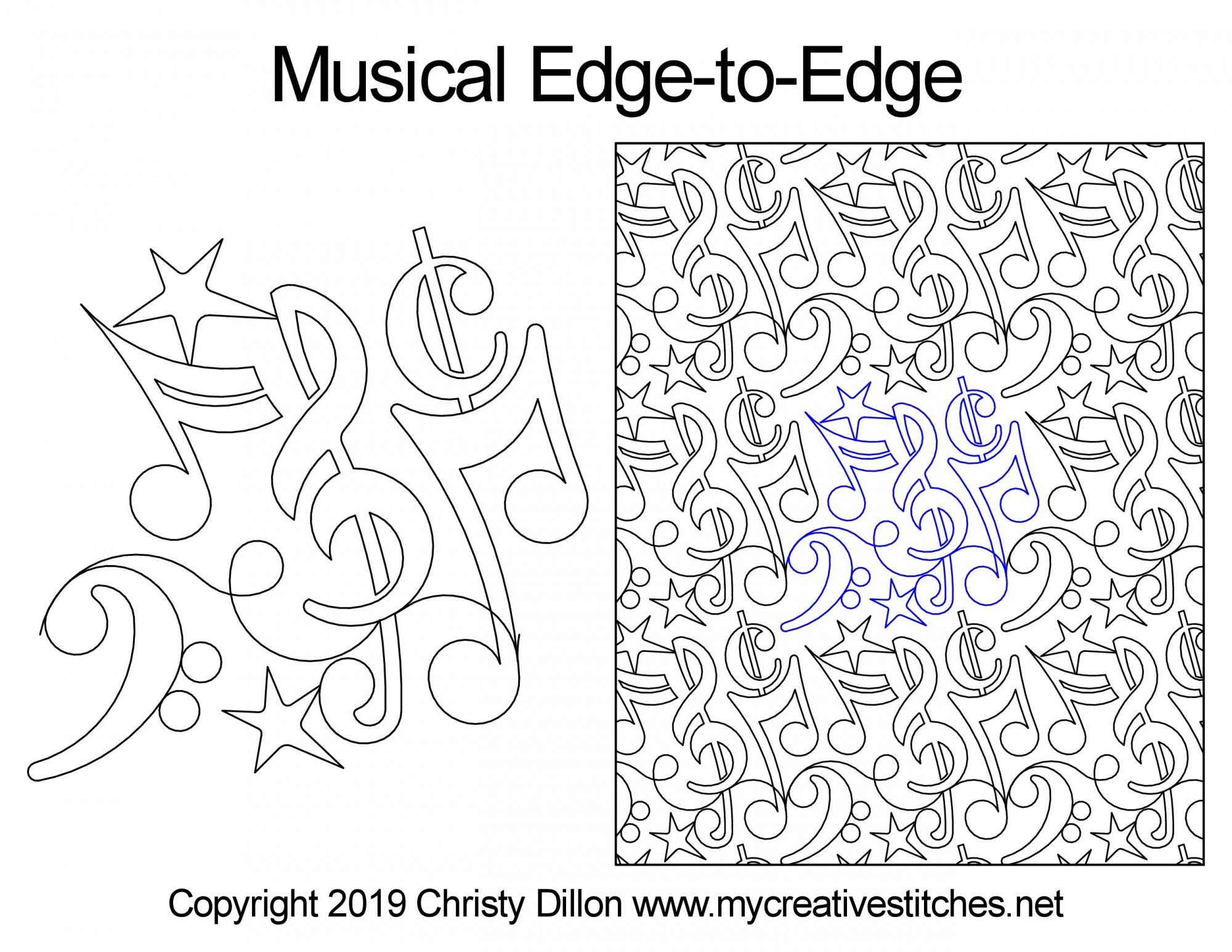 Musical E2E .015