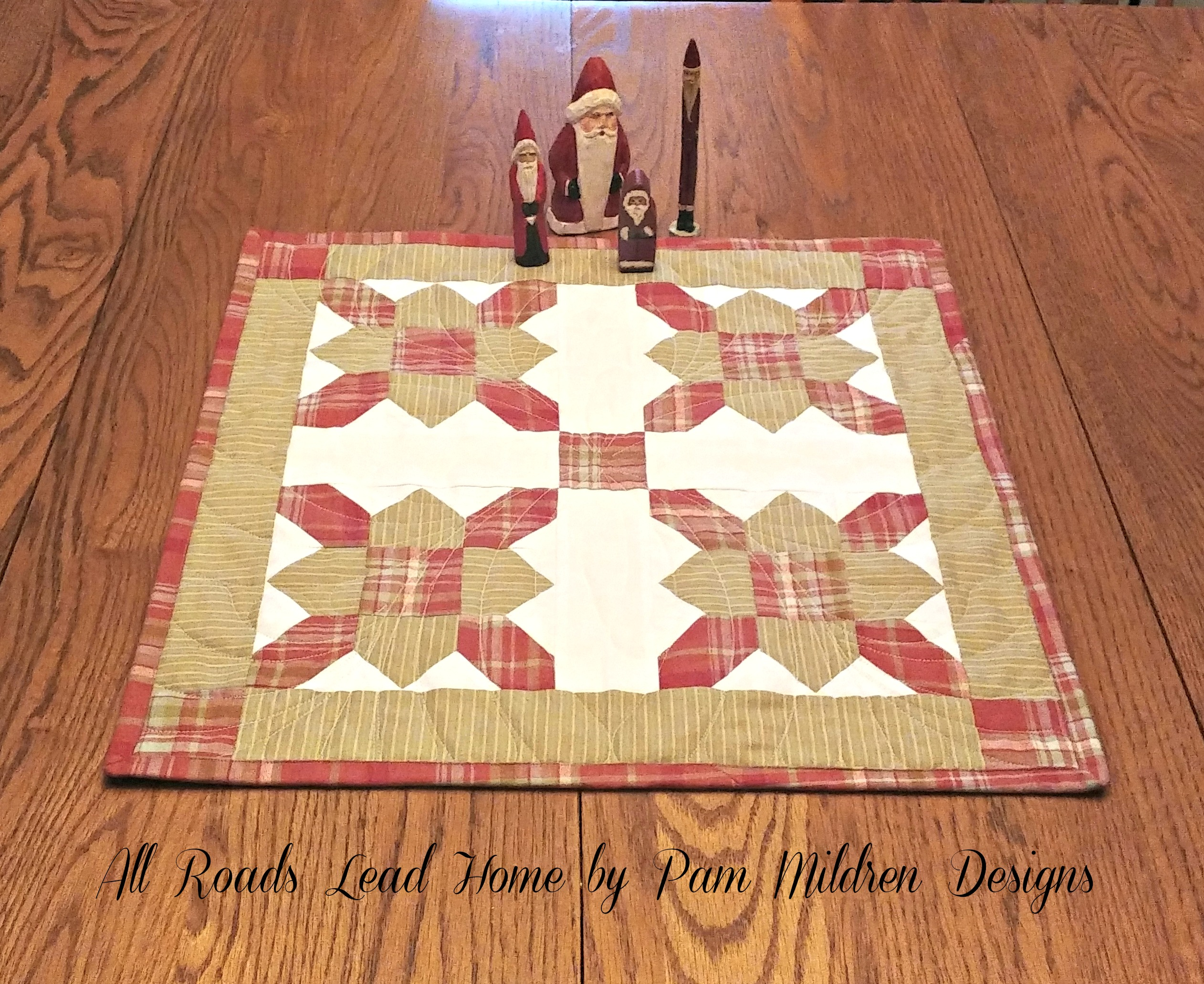 All Roads Lead Home - Free Pattern Download