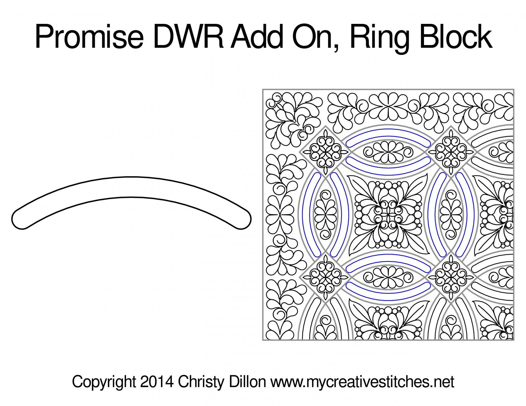 Promise DWR Ring Block