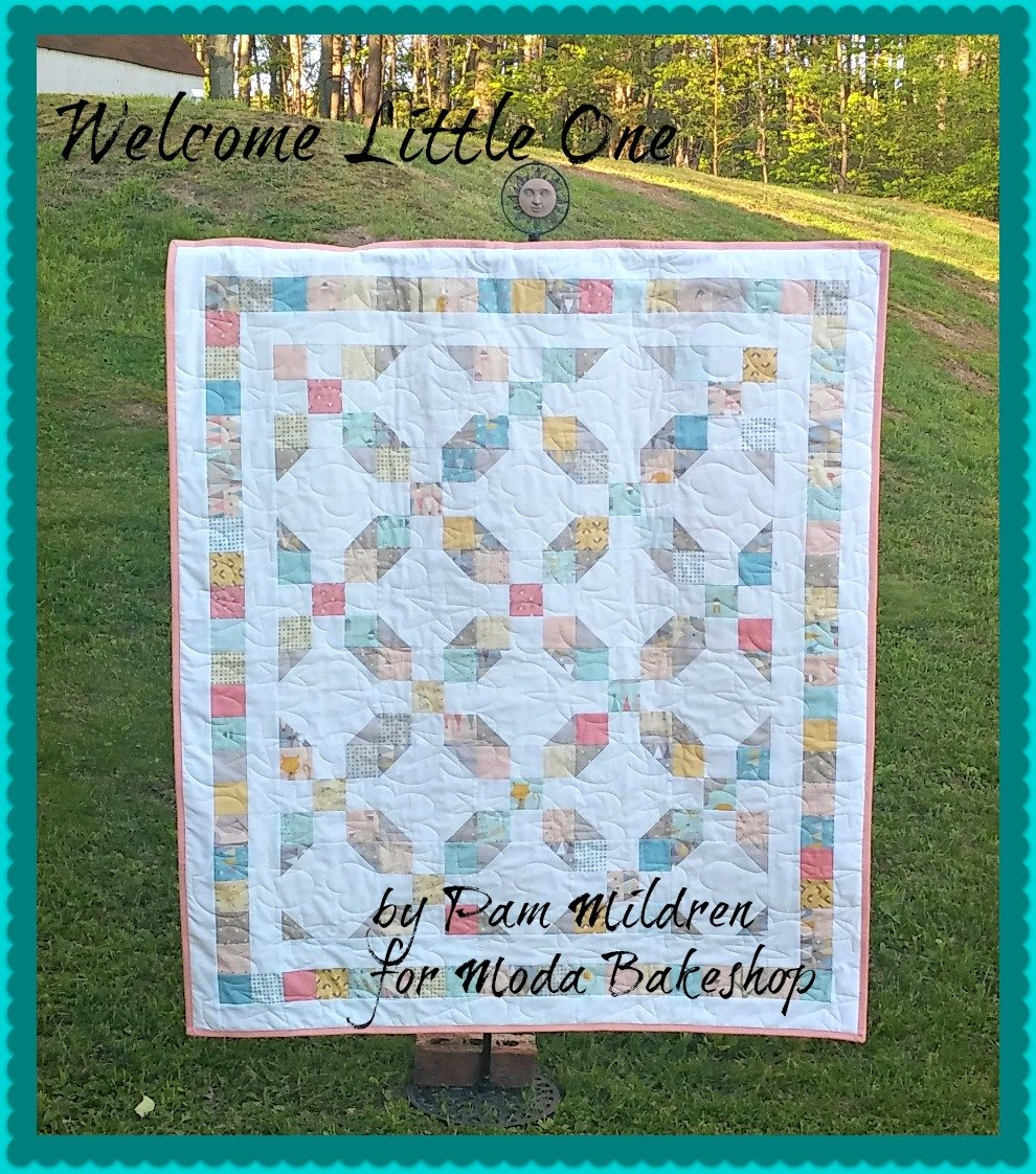 Welcome Little One - Free Pattern to Download