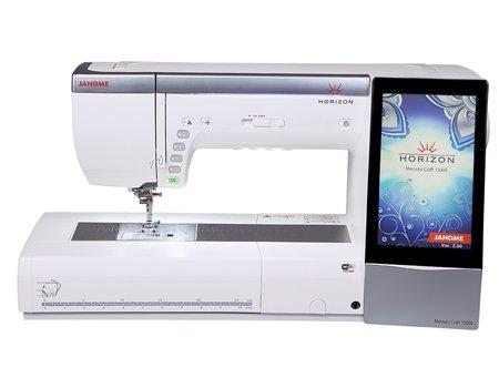 Janome Horizon Memory Craft 15000V2 Sewing Machine