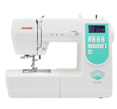 Janome M7100 Sewing Machine