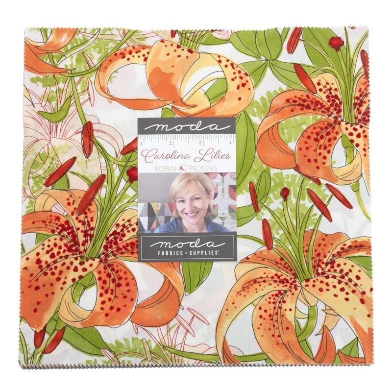 Carolina Lilies Layer Cakes