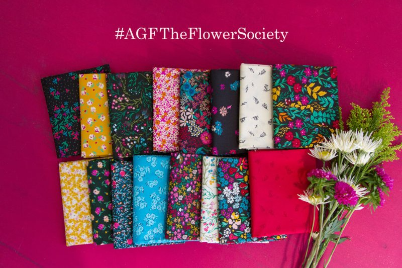 The Flower Society 16 Fat 1/4's