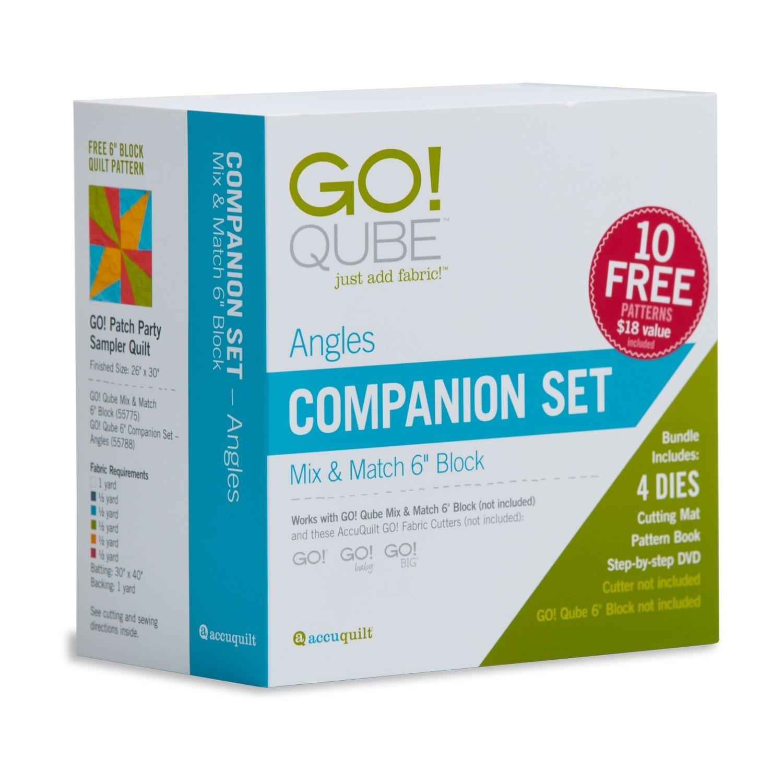 6 Angles Companion Set GO Qube