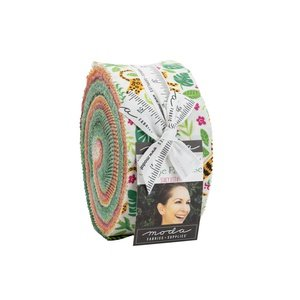 Jungle Paradise Jelly Roll