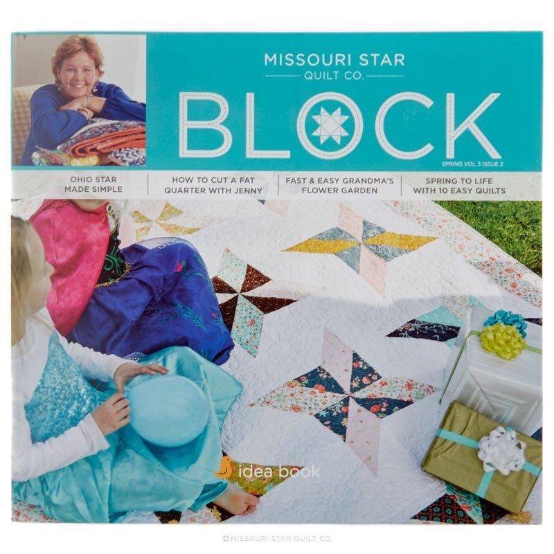 Block 3/2 Spring